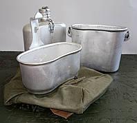Котелок ВДВ с чехлом (десантный). СССР., фото 1