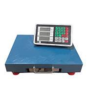Торговые весы TCS-K 150 кг 30*40 (4V) Iron