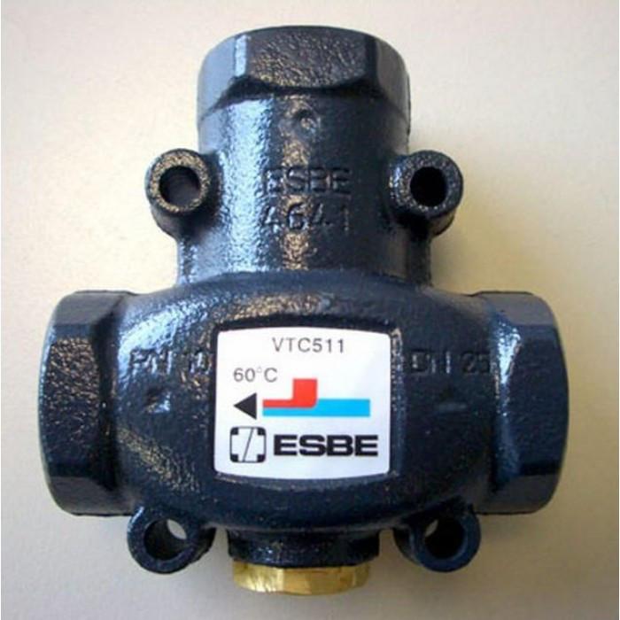"""Термостатический смесительный клапан ESBE VTС 511 Rp 1 1/4"""" 75°C"""