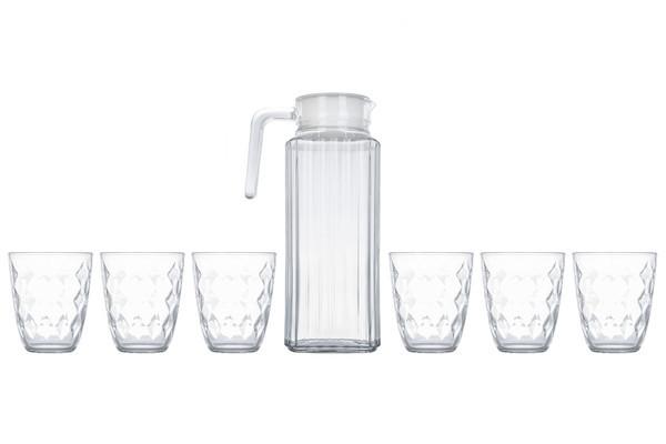 Набор для напитков Luminarc Neo Diamond 7 предметов N5702