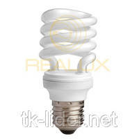 Енергозберігаюча лампа Realux Spiral (ES-4) 65W E40 6400k, фото 2