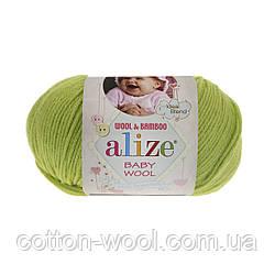 Alize Baby wool (Ализе Беби вул)  612 детская пряжа