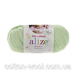 Alize Baby wool (Ализе Беби вул) 41 детская пряжа
