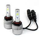 Лампа светодиодная NAPO Model S  HB3  8000 Lum, цвет свечения белый, 2 шт/комплект, фото 2