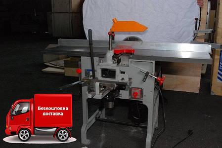 Комбинированный деревообрабатывающий станок FDB Maschinen MLQ300КВ, фото 2