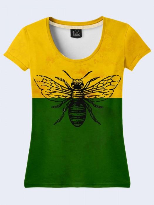 Футболка Пчела