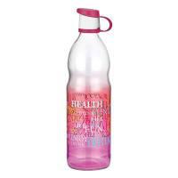 Бутылка RENGA Letra PINK /1 л д/воды стекло (151924 P), фото 2