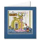 Набор для вышивания крестом Panna OT-1358 Праздничные миниатюры. С завершением ремонта, фото 2