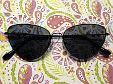 Солнцезащитные очки-кошки в стиле ретро винтаж