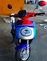 Электромотоцикл бренда AIMA TDR379Z сталь, алюминевый сплав двухколесный электроскутер