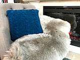 Итальянский ковер PELLE MONTONE из натуральной овечьей шкуры фабрика Sitap (бесплатная доставка по Украине), фото 5