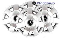 Колпаки на колеса R14 SKS/SJS №219 Mercedes-Benz, фото 1