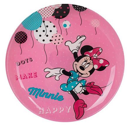 Тарелка десертная Luminarc Disney Party Minnie 20 см L4872, фото 2