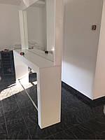 Место парикмахера Исадора М403 Белое (Markson TM)