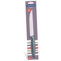 Нож TRAMONTINA PLENUS grey нож д/мяса 152мм инд.блистер (23423/166)