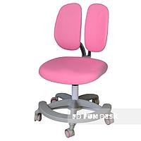 Подростковое ортопедическое компьютерное кресло Primo от 9 до 18+ лет ТМ FunDesk Розовый 221770, фото 1