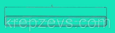 Измерение длины шпильки