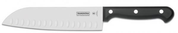 Нож Сантоку Tramontina Ultracorte 23868/107 17.8 см, фото 2