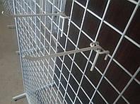 Торговий гачок (крючок) 150мм на сітку  одинарний, фото 1