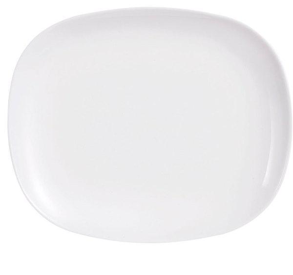Блюдо LUMINARC SWEET LINE WHITE 35x24 см (E8007)