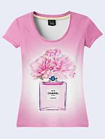 ab3170ab1383 Женская футболка шанель в Украине. Сравнить цены, купить ...