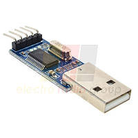 Адаптер USB RS232 TTL PL2303 Arduino