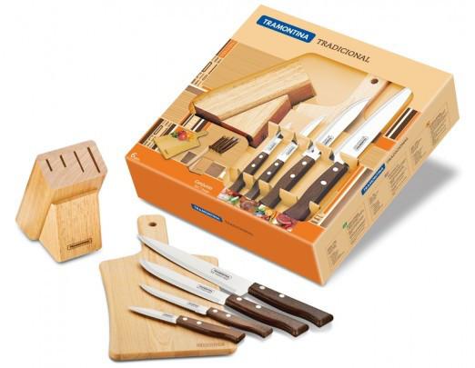 Набор ножей Tramontina Tradicional 6 предметов 22299/038