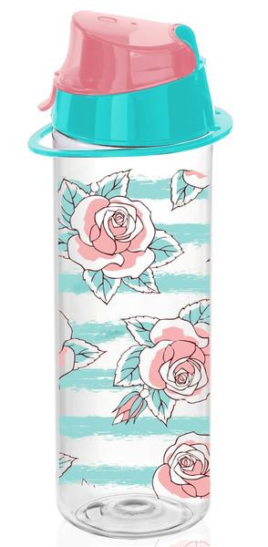 Бутылка для спорта Herevin Blue rose 750 мл 161506-008