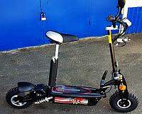 Электросамокат двухколёсный рама сталь бренда EVO ZL091E