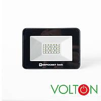 LED прожектор 30 Вт Basic 6500K IP65 SMD 1650lm, фото 1