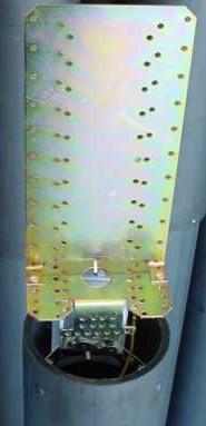Консоль 100-парного столбика SR100P-1440