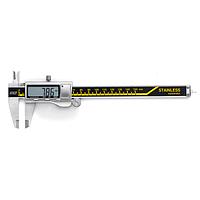 Штангенциркуль 150мм, цифровий, стальний 33120.STACO