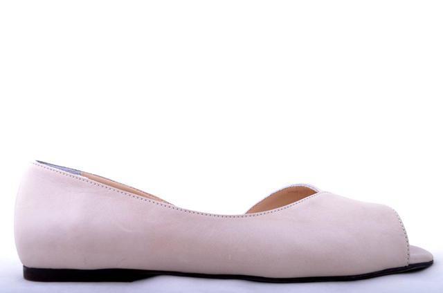 Женские балетки (арт.08300 беж к)