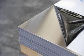 Лист полированный зеркальный AISІ 304L 0.5х1000х2000 мм Х/к  нержавеющий ВАP