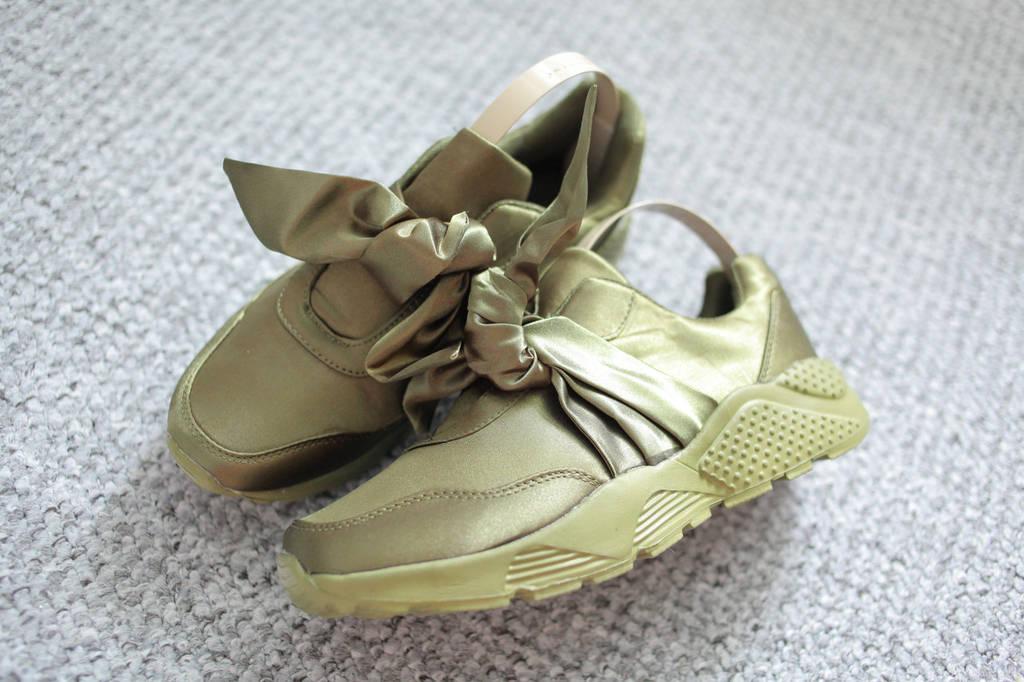 Женские кроссовки Puma Fenty Bow style Rihanna Бант 36 - 41