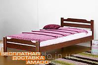 Кровать Ольга (Ольха) 90*200*75