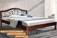 Кровать Илона (Ольха)  160*200*91 Микс мебель