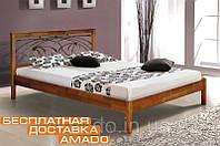 Кровать Карина (Ольха)  160*200 Микс мебель