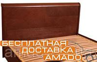 Кровать Ассоль (бук) с подъемным механизмом 160*200*92
