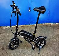Электровелосипед бренда ZUM рама алюминевый сплав, велосипед электрический