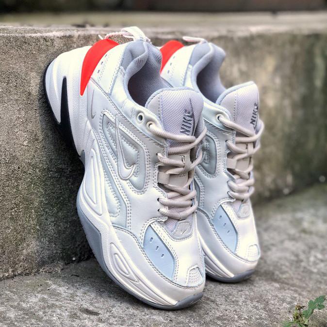 c03420e0fa7b Nike M2K Tekno White (реплика) — в Категории