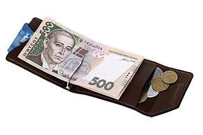 Зажим для денег Soldi, шоколад
