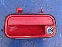 Ручка наружная передней левой двери Mazda 626 GD 1987-1991г.в. купе
