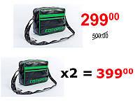 Недорогая сумка через плечо Converse Green