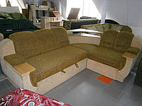 Диван угловой б/у, мягкий уголок в гостиную б/у, фото 1