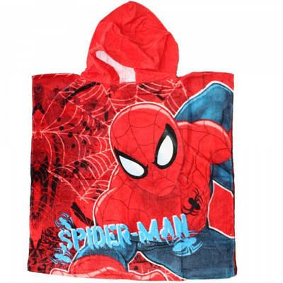 Poncho для мальчика с  SPIDER-MAN