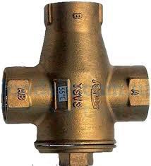 """Трехходовой клапан Regulus TSV6B 1 1/2"""" 55 °C"""