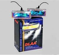 Фары доп. DLAA  699 RY/H3-12V-55W/100*43mm