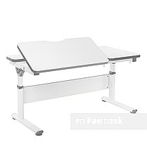 Регулируемая парта FunDesk Creare Grey, фото 3