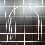 Торгова рубашечна полку (кишеню) кругла на сітку, фото 5